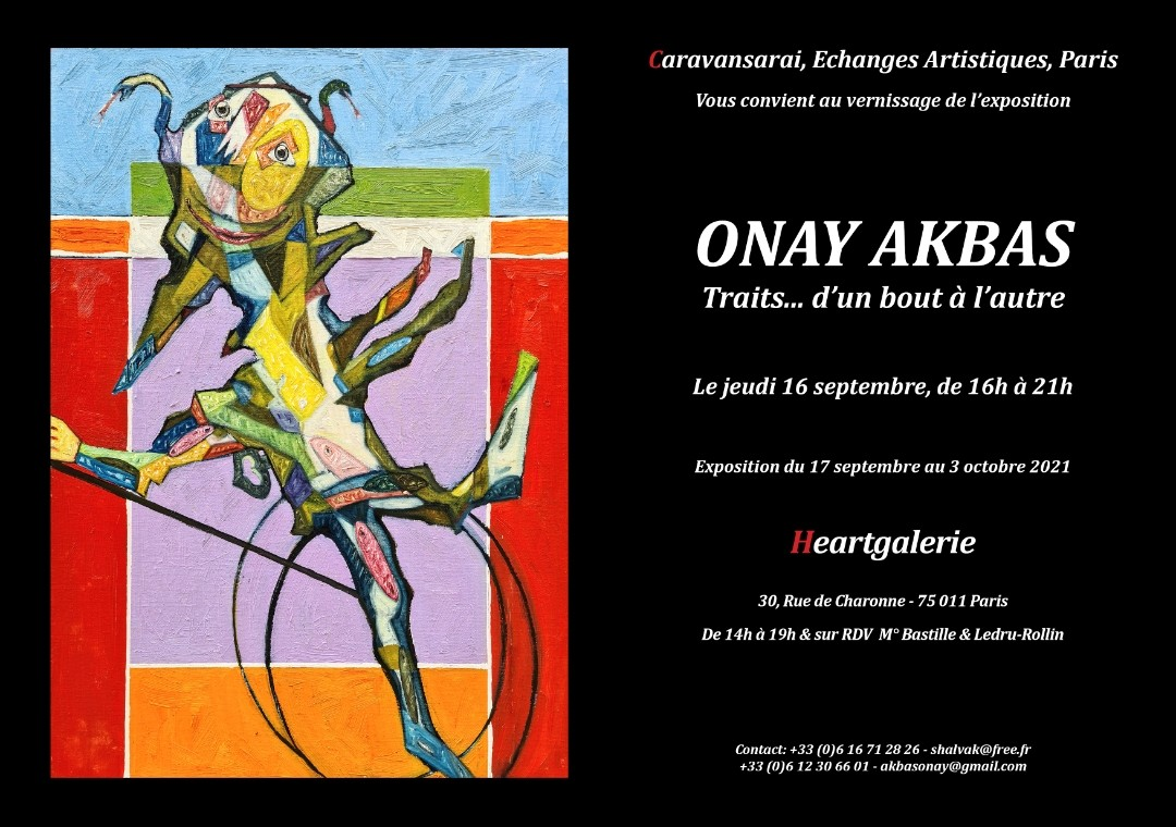 L'UNIVERS D'ONAY AKBAS