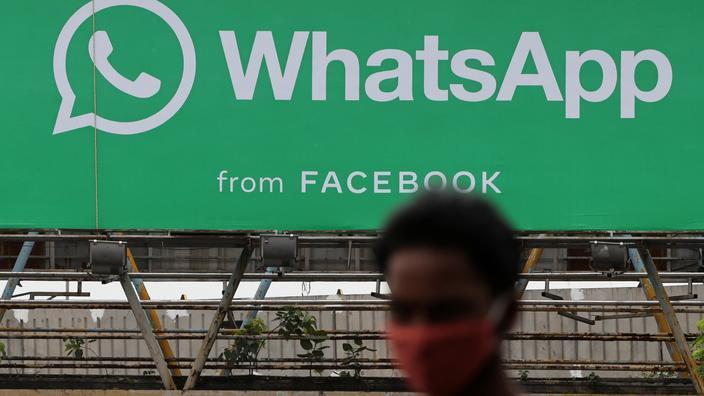 La Turquie inflige une amende à Whatsapp pour avoir enfreint les règles de confidentialité