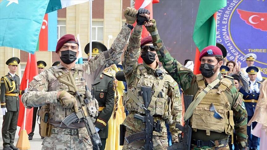 La Turquie, l'Azerbaïdjan et le Pakistan lancent des exercices militaires conjoints