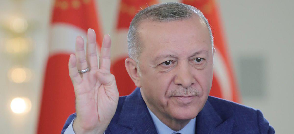 """Erdoğan dit que la Turquie n'est """"pas fermée aux pourparlers"""" avec l'Arménie"""