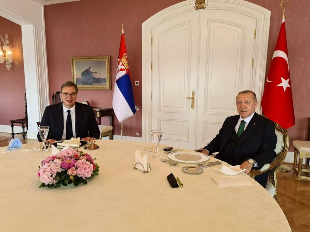 La Turquie et la Serbie prendront-elles le relais pour résoudre les problèmes accumulés en Bosnie-Herzégovine ?