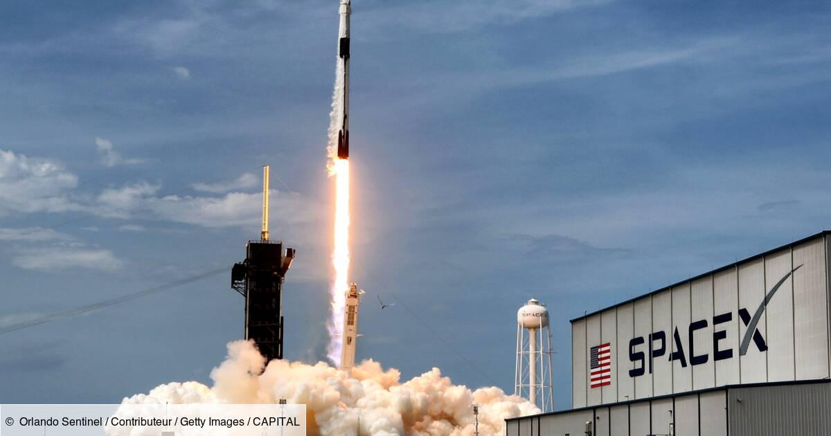 SpaceX remporte le lancement d'un satellite en Turquie