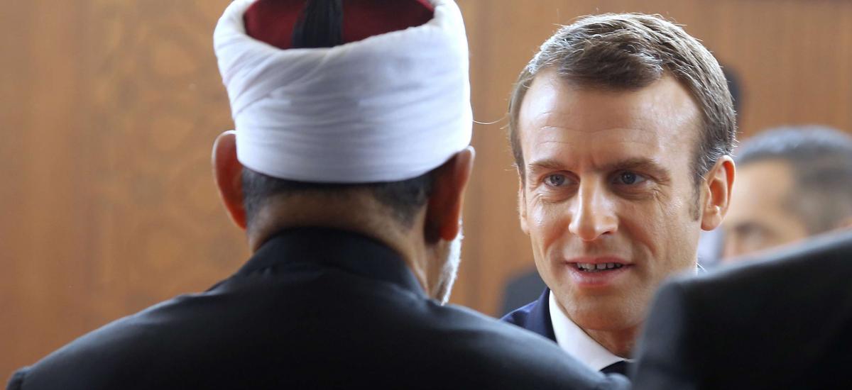 Macron accuse la Turquie d'avoir effacé son rôle dans la colonisation algérienne
