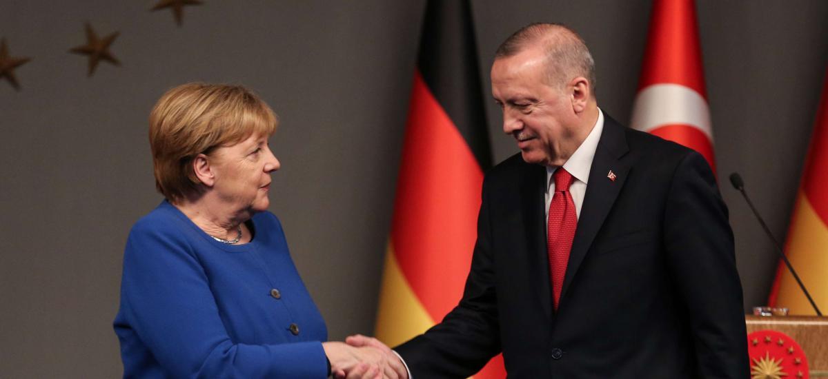 Merkel prévoit une visite d'adieu à Erdoğan