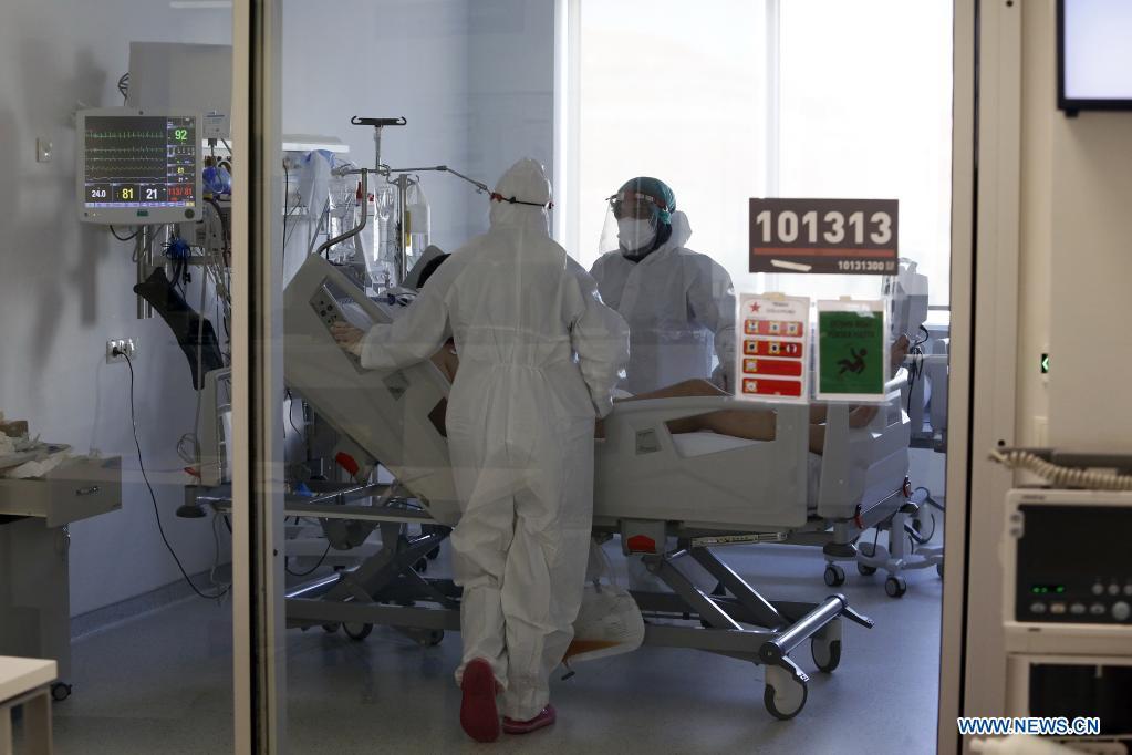 La Turquie signale 22 161 cas quotidiens de COVID-19