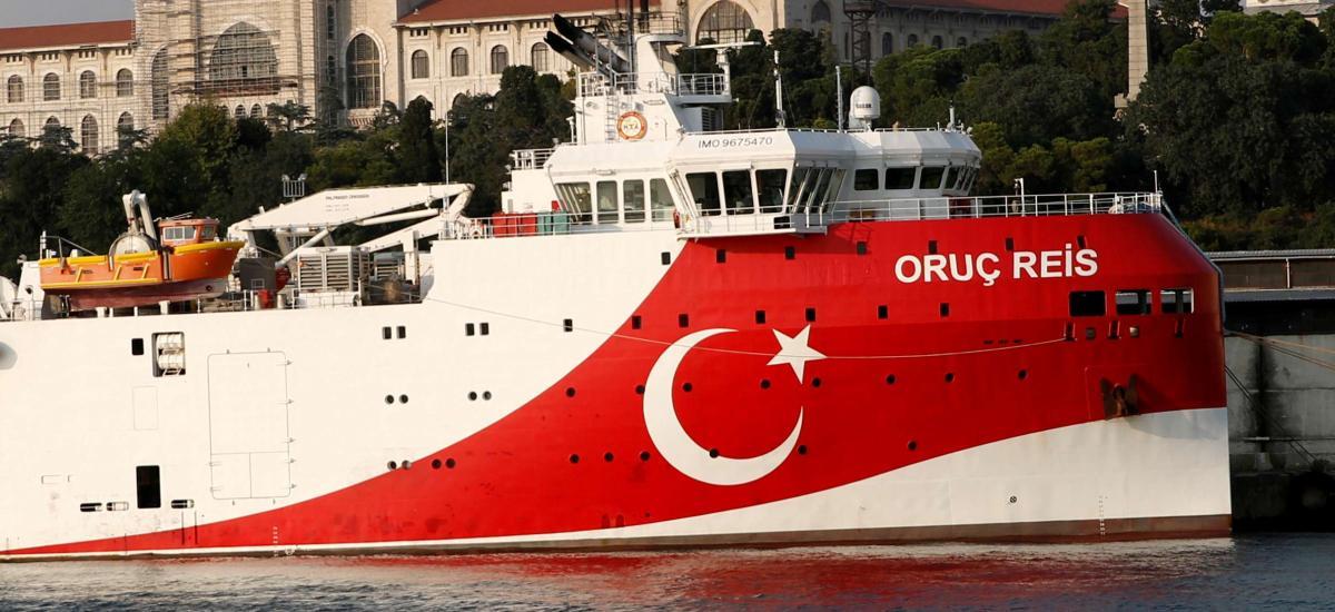 L'ancienne société liée au Premier ministre Yıldırım exploitera le navire Oruç Reis