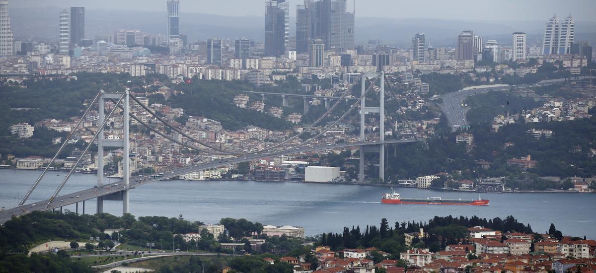 Moscou s'engage à assurer le respect de la Convention de Montreux