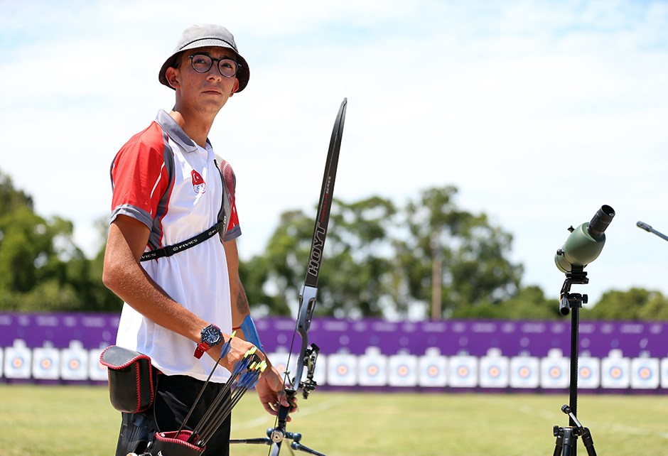 La Turquie remporte l'or en individuel au Tir à l'arc