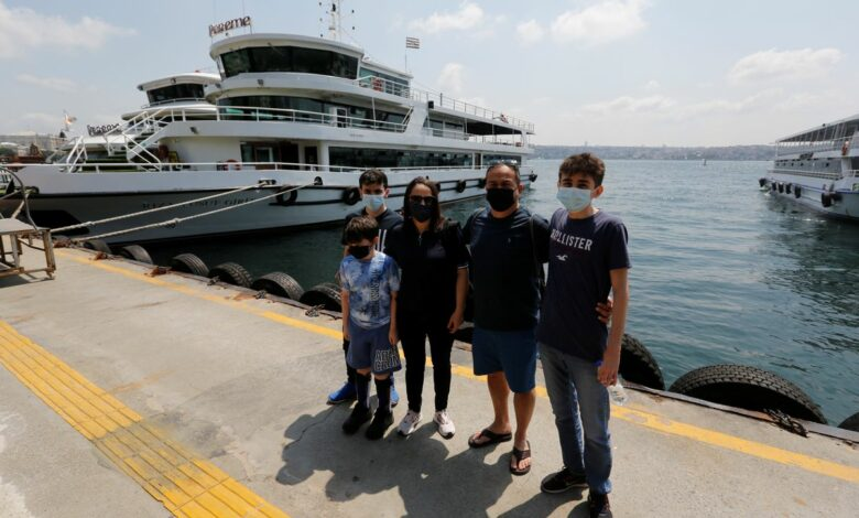 Attirés par la livre bon marché et les voyages sans restrictions, les touristes arabes se tournent vers la Turquie