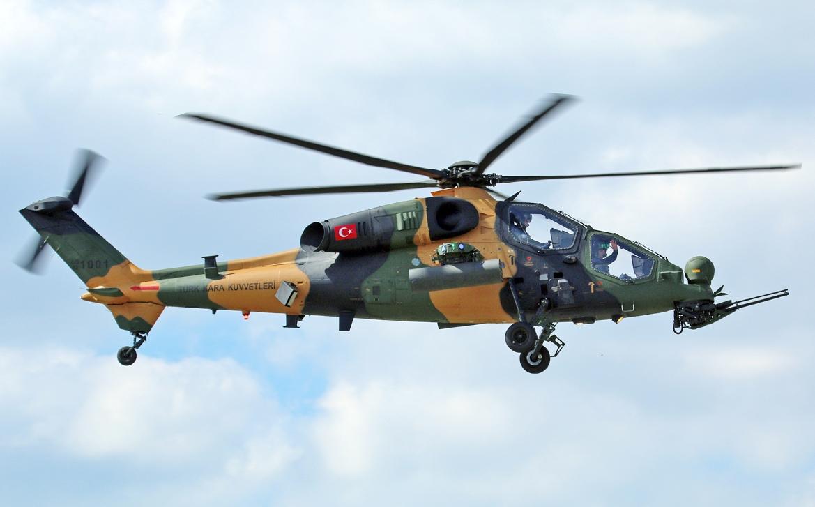 Le réarmement imparable du Maroc : négocie l'achat de 22 hélicoptères d'attaque à la Turquie