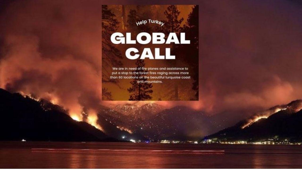 Une enquête est ouvert sur les publications « Help Turkey »