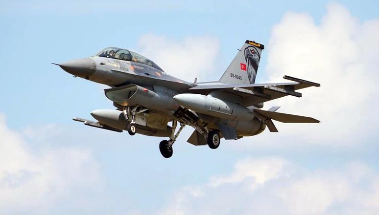 La Turquie et les États-Unis lancent des patrouilles aériennes de l'OTAN