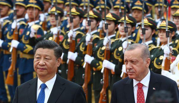 Erdogan en Turquie et Xi en Chine discutent des Ouïghours lors d'un appel téléphonique