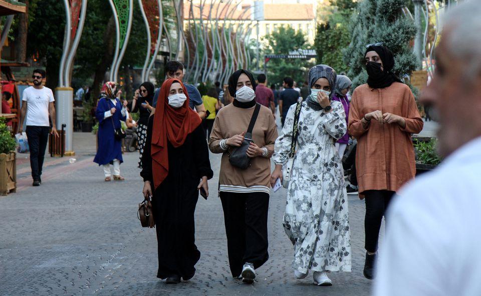 Les cas de coronavirus en Turquie passent à près de 25 000, le plus élevé depuis début mai