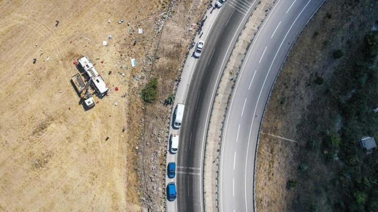 Au moins 15 morts dans un accident de bus dans l'ouest de la Turquie