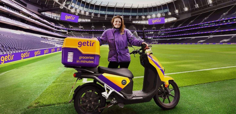 Le Turc Getir scelle l'accord de sponsoring du club de football de Tottenham