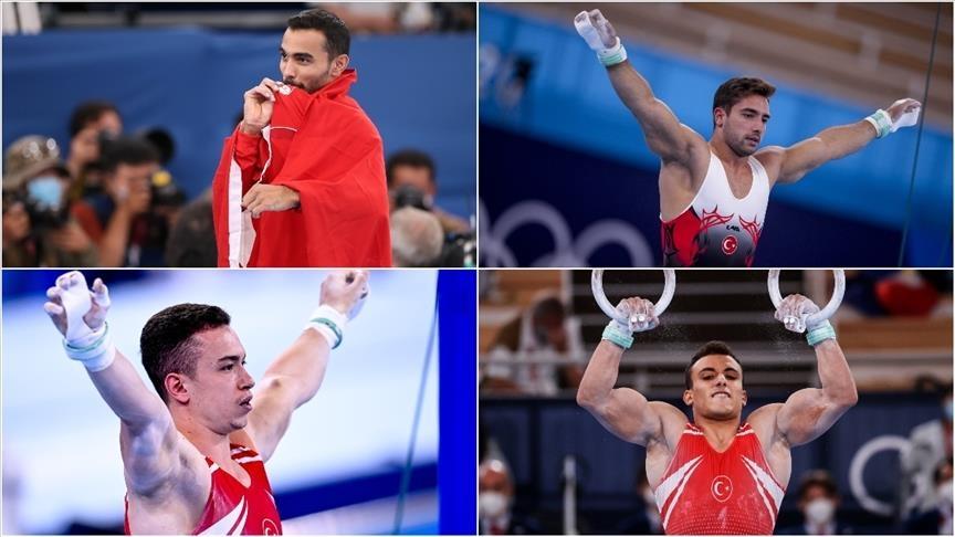 La Turquie termine les Jeux olympiques de Tokyo avec le meilleur total de 13 médailles