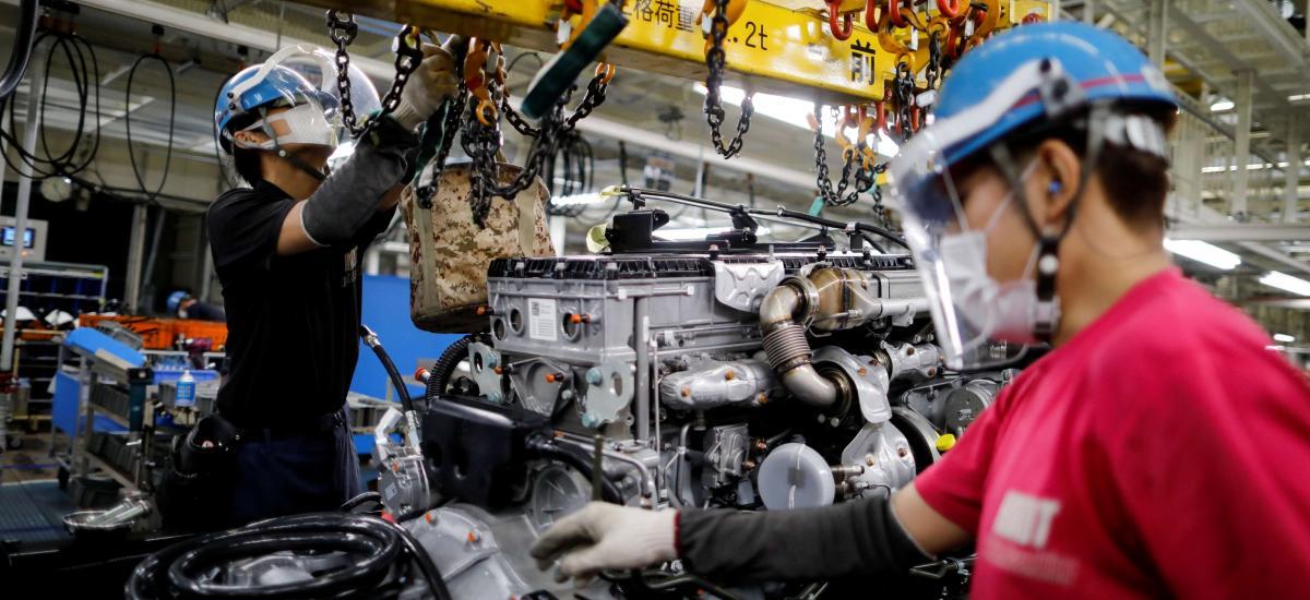 Le PMI manufacturier de la Turquie atteint un plus haut depuis six mois, l'inflation s'accélère