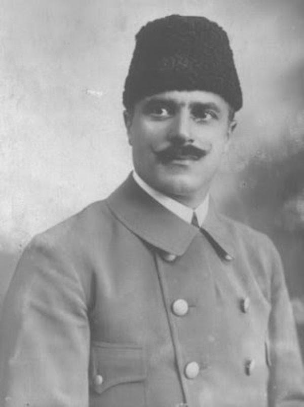 Kuşçubaşı Eşref, les Grecs et les Arméniens