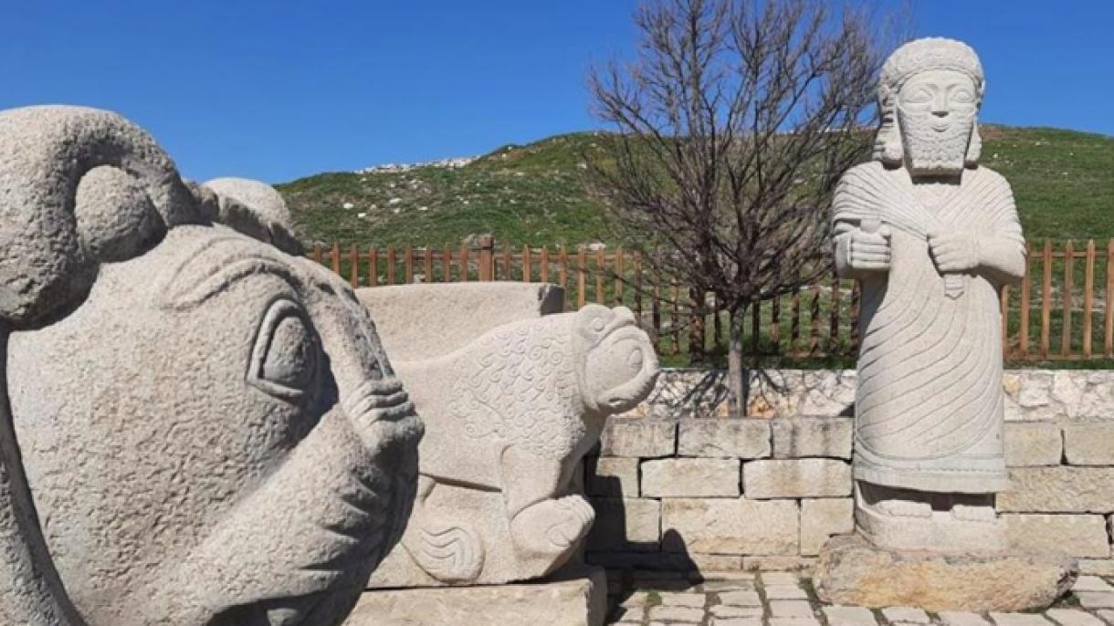 Arslantepe (Colline du Lion) inscrit sur la liste du patrimoine mondial de l'UNESCO