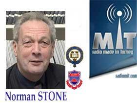 Norman STONE : « Maxime Gauin est un historien formidable »