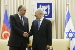 L'Azerbaïdjan deviendra un acteur principal dans sa région géopolitique — Président de l'Israël