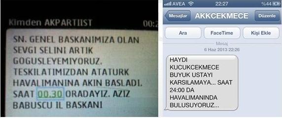 Plus de 3.000 partisans à l'aéroport d'Istanbul pour accueillir le Permier ministre Erdogan (màj)