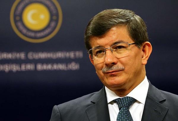 Davutoglu : « on veut salir l'image d'une Turquie montante »