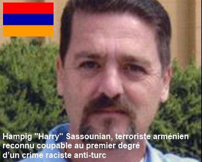 L'assassin Hampig Sassounian a vu sa troisième demande de libération conditionnelle rejetée