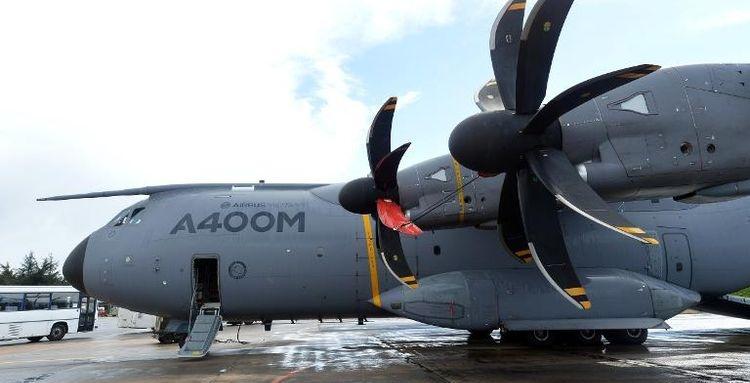 Airbus : la Turquie accepte (enfin) son premier A400M