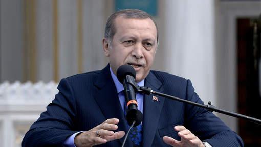"""Erdogan : """"Nous soutiendrons l'Azerbaïdjan jusqu'au bout"""""""