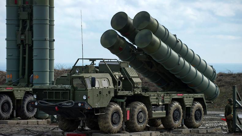 L'OTAN voit rouge après l'achat de missiles russes par la Turquie, Erdogan assume