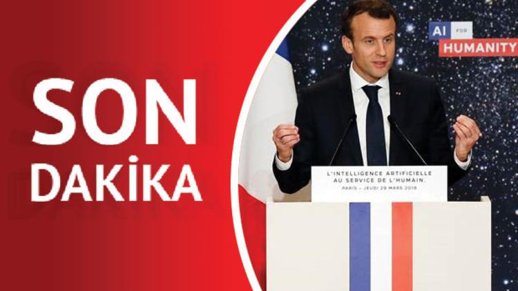 Skandal hamle : Macron'dan kriz çıkaracak adım