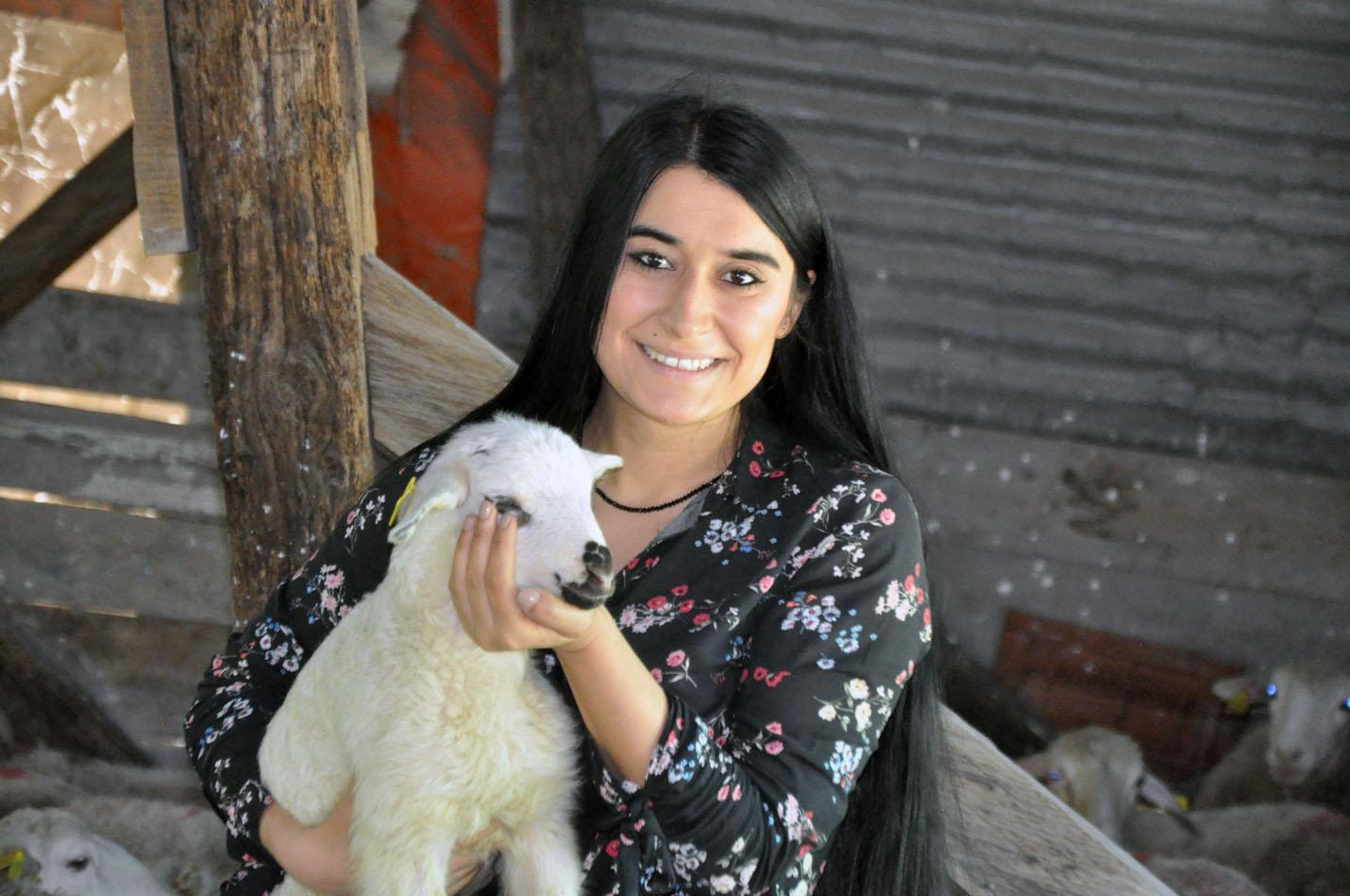 « Projet de jeune agriculteur » ouvre des nouvelles portes aux jeunes de Turquie