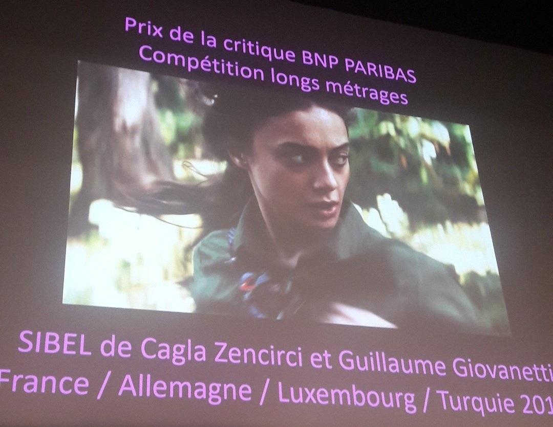 « Sibel » : un film turc récompensé à Montpellier