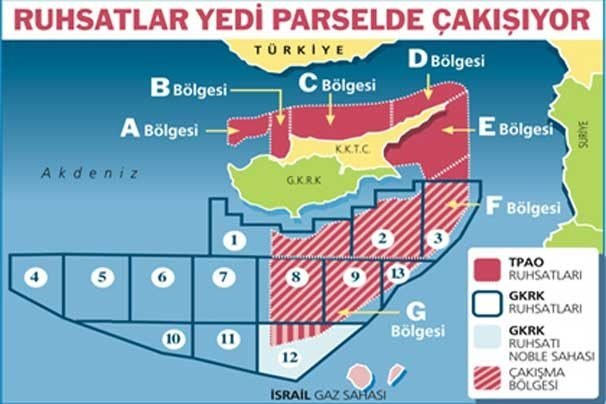 la Turquie poursuivra les forages malgré les sanctions de l'Union européenne