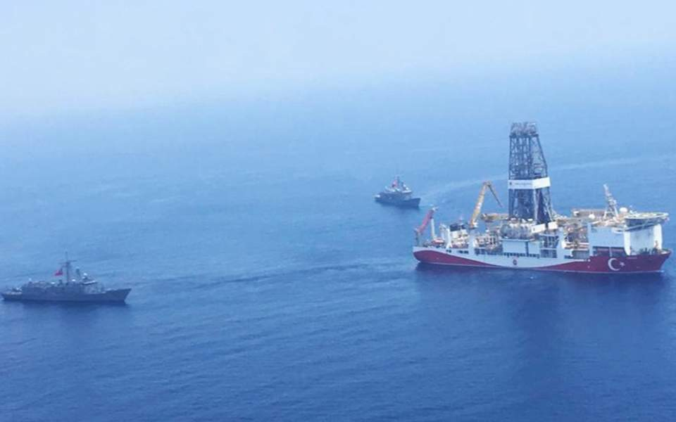 La Turquie renforcera les activités au large de Chypre avec le quatrième navire