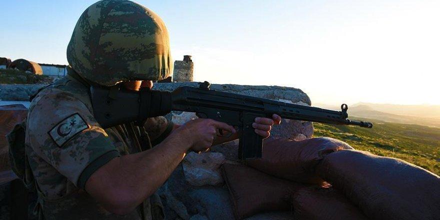 Quatre terroristes éliminés à Hakkari