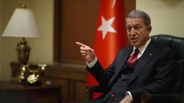 Akar : « Le centre d'opérations conjointes turco-américain entrera en fonction très prochainement »
