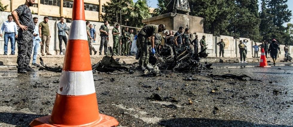 [Syrie] Un policier tué dans un attentat à la voiture piégée à Qamishli