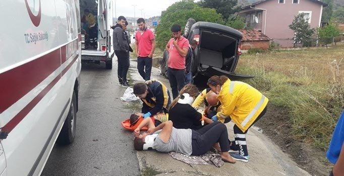 37 blessés dans un accident de bus dans le nord-ouest de la Turquie