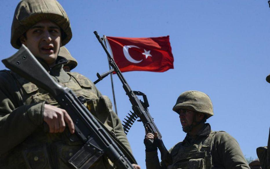 Cinq membres du PKK tués dans une frappe aérienne turque dans le nord de l'Irak
