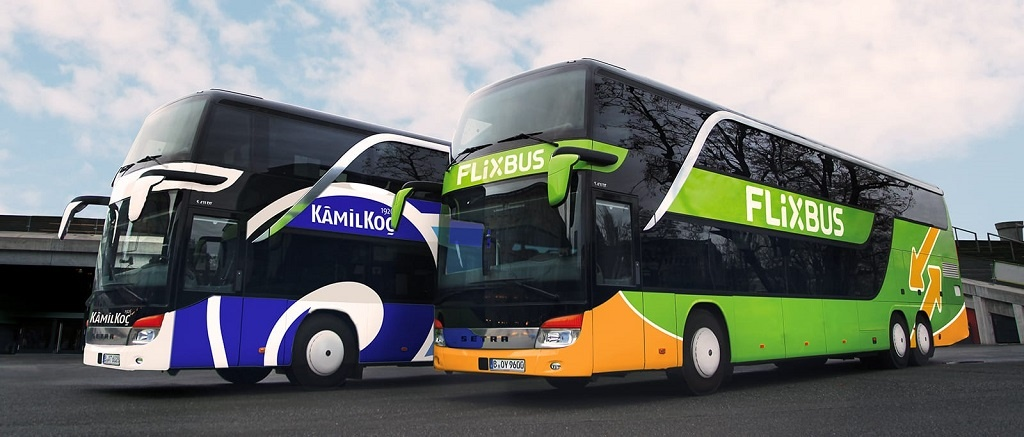 Flixbus arrive en Turquie avec Kamil Koç