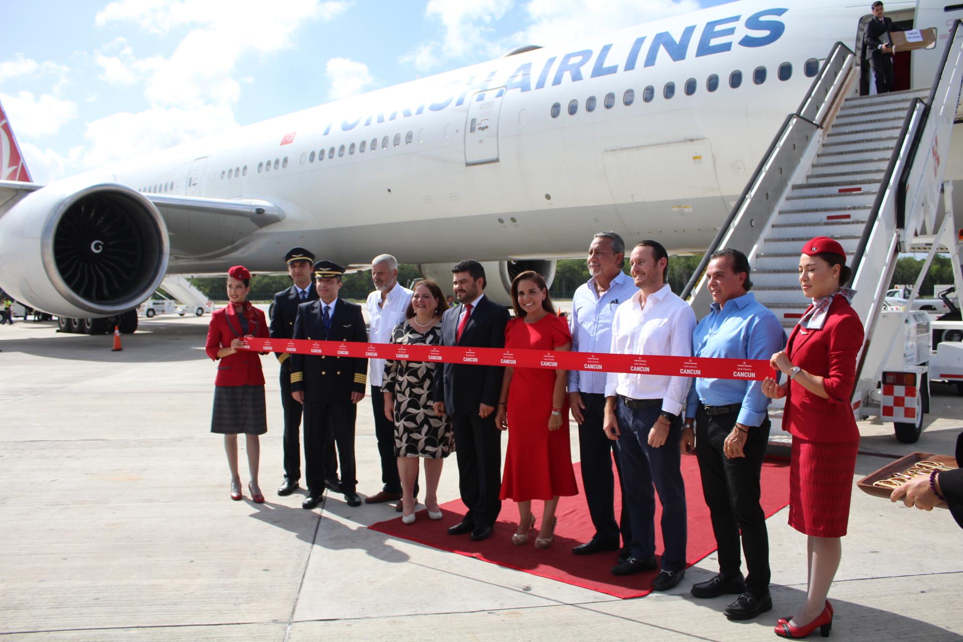 Turkish Airlines atteindra de nouveaux marchés en Asie et en Europe
