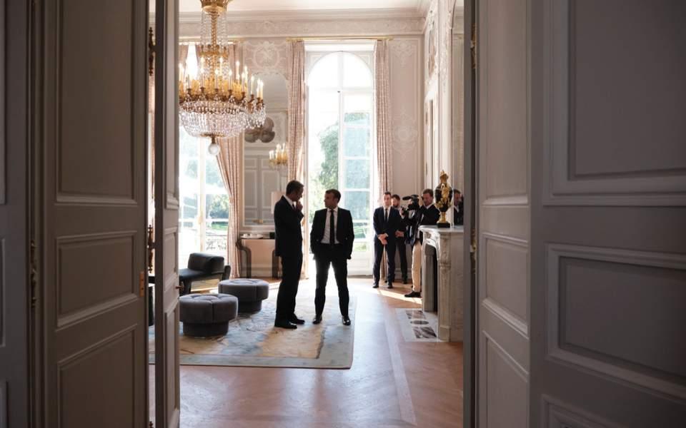 """[Gaz de Chypre] Macron envoie un avertissement """"sévère"""" à Ankara"""