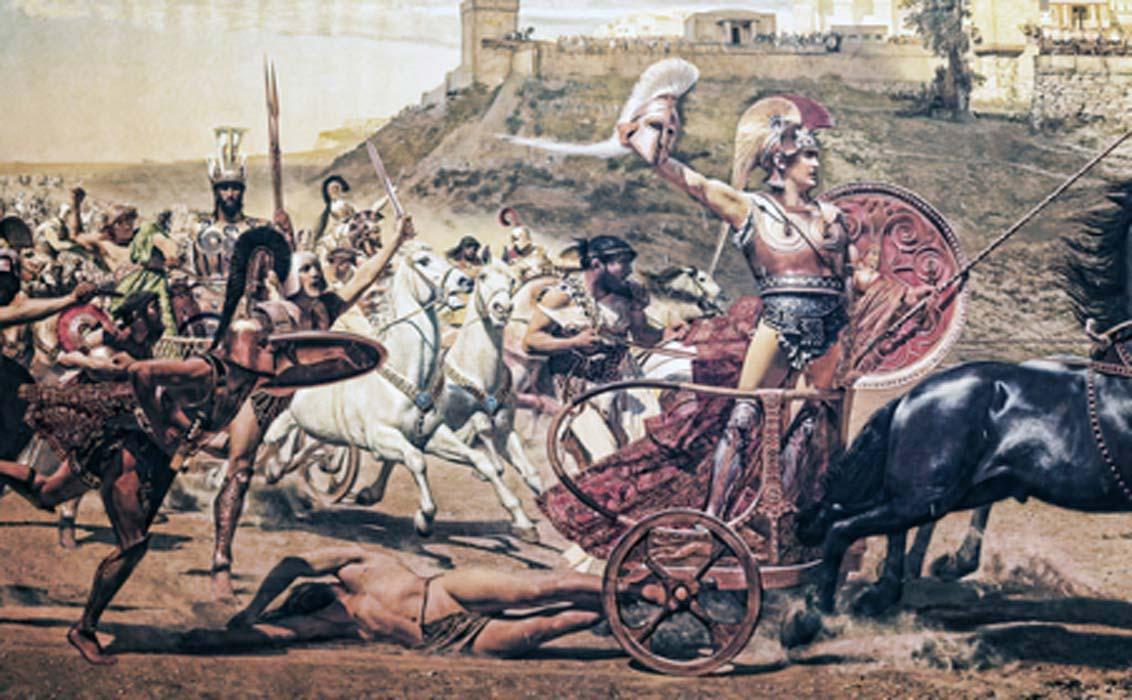 Une découverte surprise révèle que la ville antique de Troie a 5 500 ans