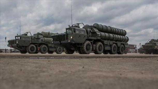Akar annonce la 2ème étape de la livraison des équipements des S-400