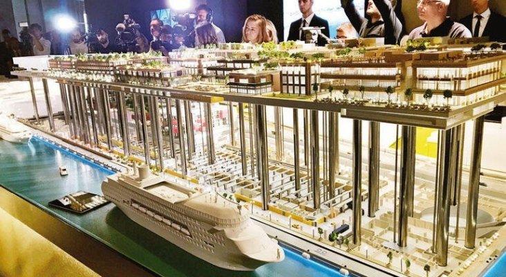 Le nouveau port de croisière d'Istanbul ouvrira en 2020