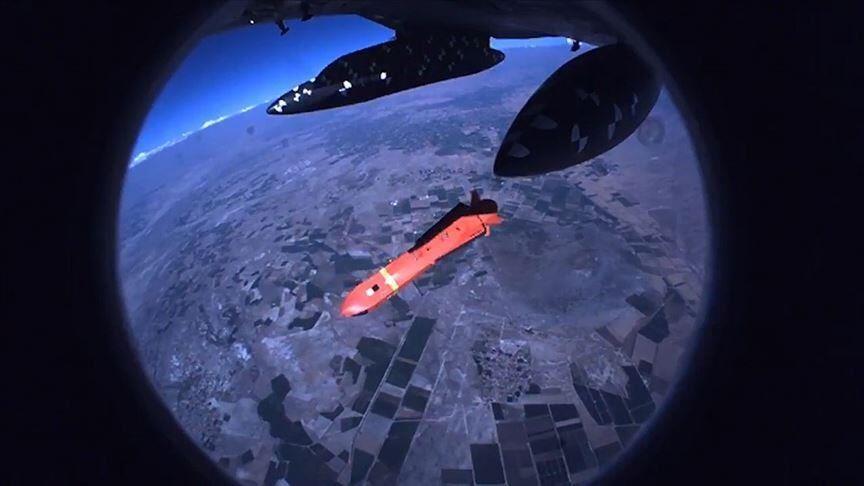 La Turquie teste avec succès son premier missile de croisière