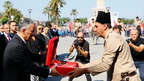 Le 97ème anniversaire de la libération d'Izmir